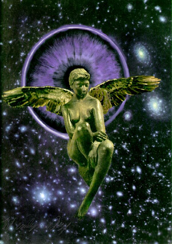 Angel of the Morning by Merrilyn Duzy