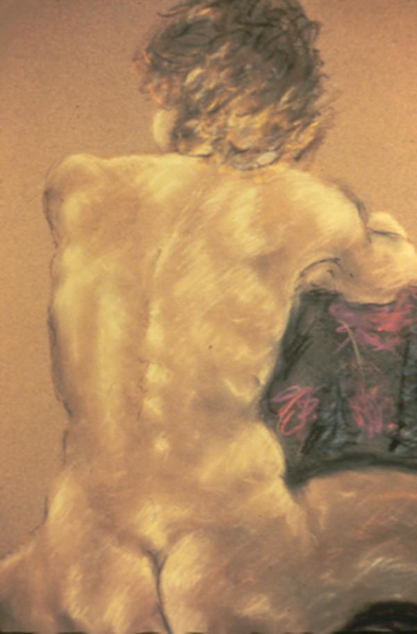 Back on Brown (Carla Spave - model) by Merrilyn Duzy