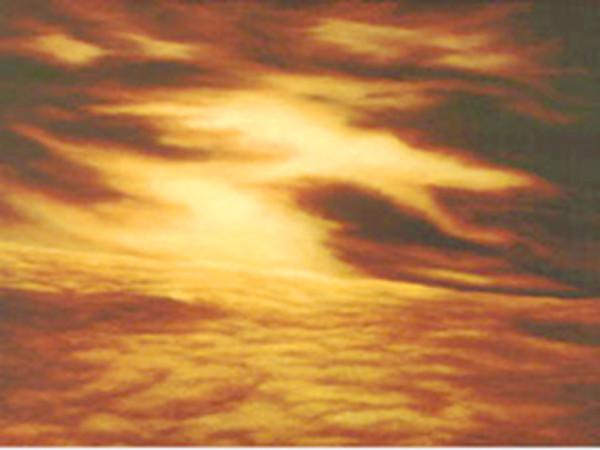Between the Clouds by Merrilyn Duzy