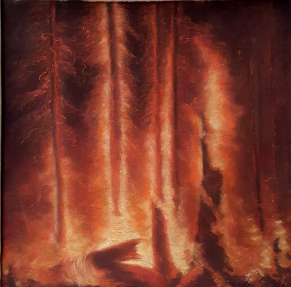 Burn II by Merrilyn Duzy