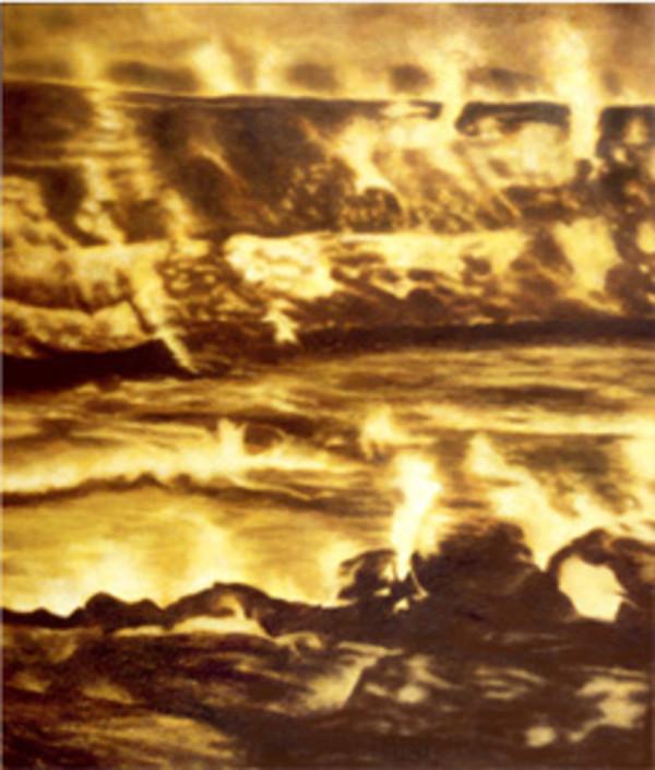 Caldera II by Merrilyn Duzy