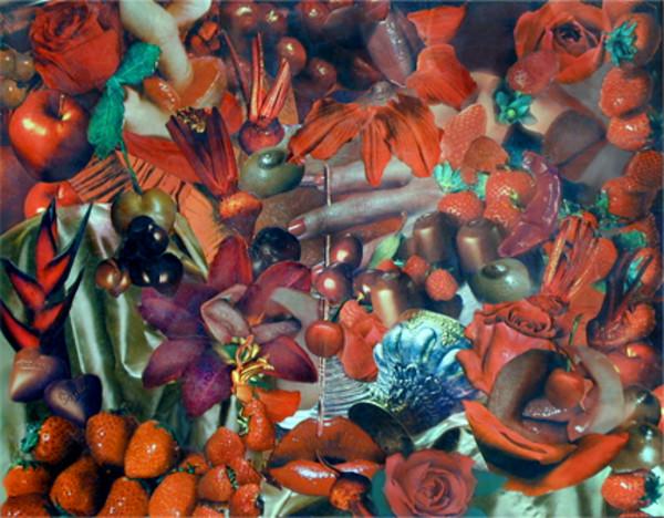 Chocolates & Strawberries by Merrilyn Duzy