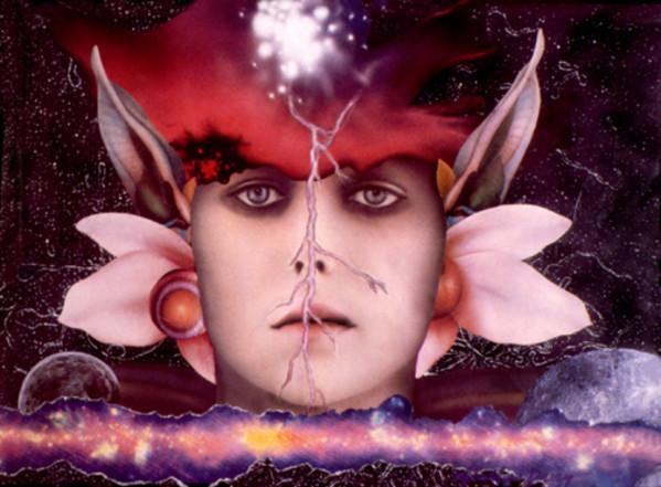 Cosmic Dreaming by Merrilyn Duzy