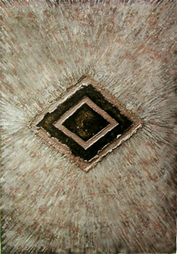 Cosmic Series #8 (Diamond) by Merrilyn Duzy
