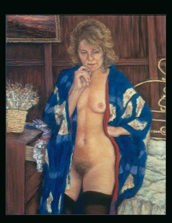 Cynthia II by Merrilyn Duzy
