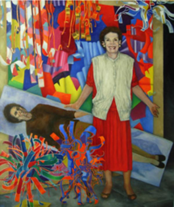 Dorothy Gillespie by Merrilyn Duzy