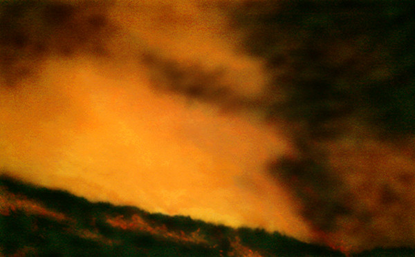 Fire on the Mountain by Merrilyn Duzy