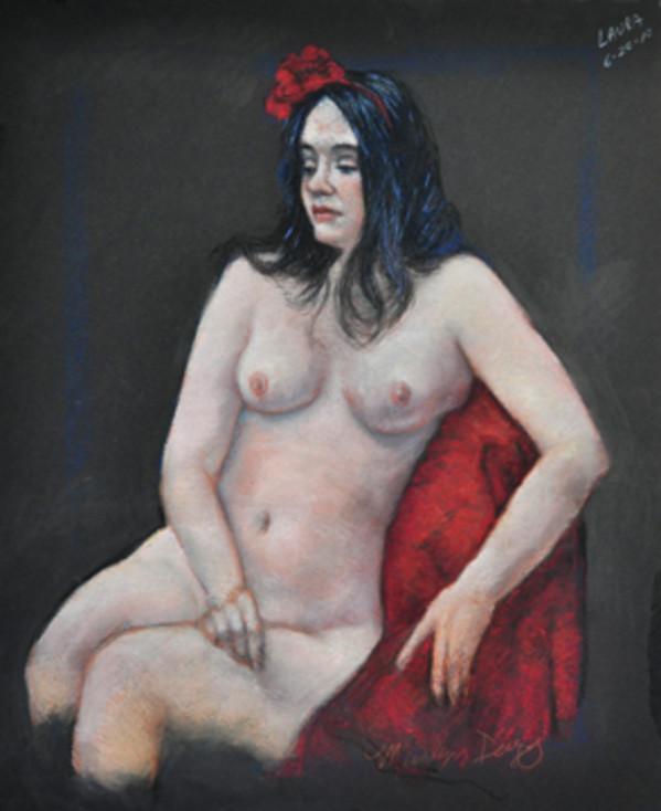 Laura by Merrilyn Duzy