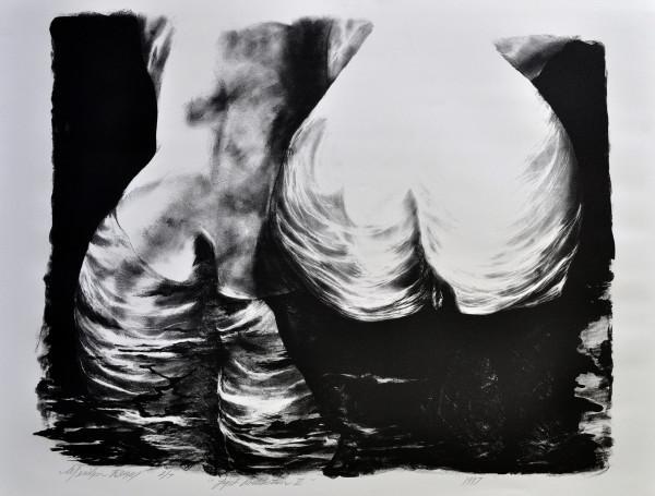 Light Abstraction II by Merrilyn Duzy