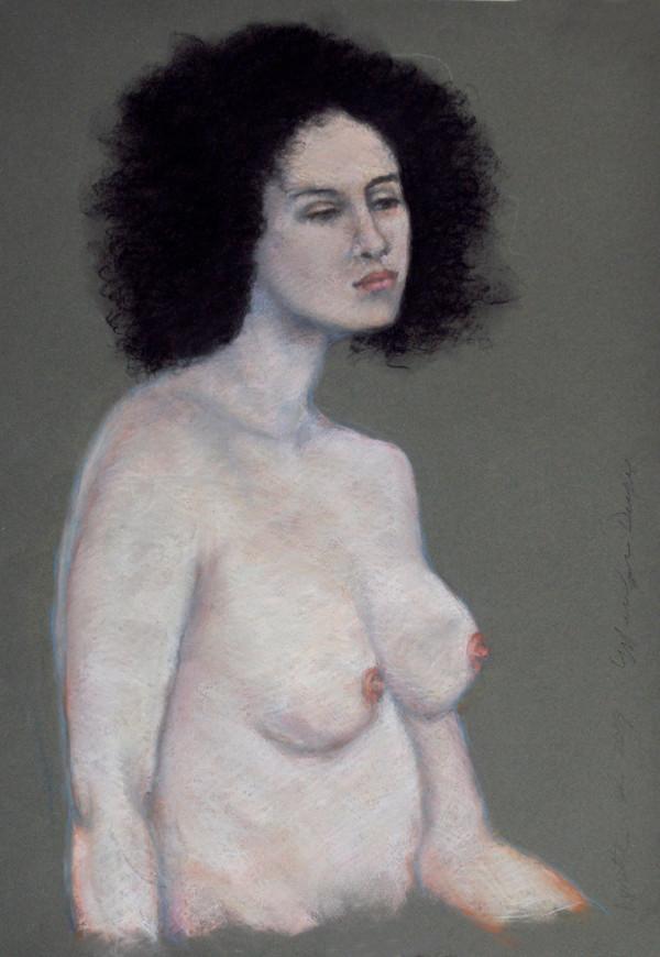 Lynette Davis  3'09 by Merrilyn Duzy