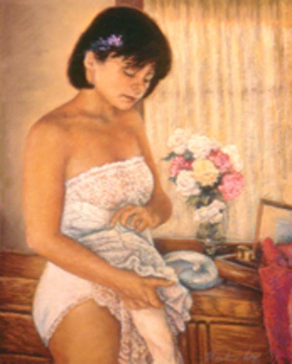 Nadine by Merrilyn Duzy