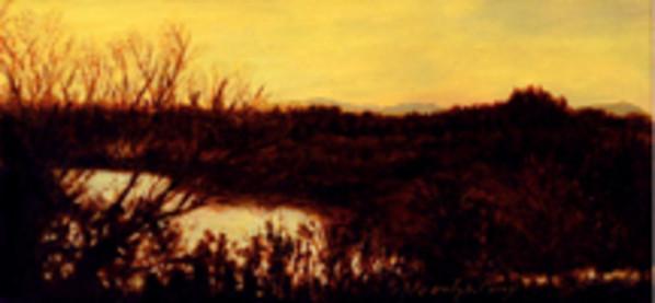 Orange River by Merrilyn Duzy
