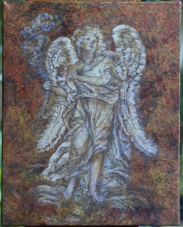 The Pantheon Angel by Merrilyn Duzy