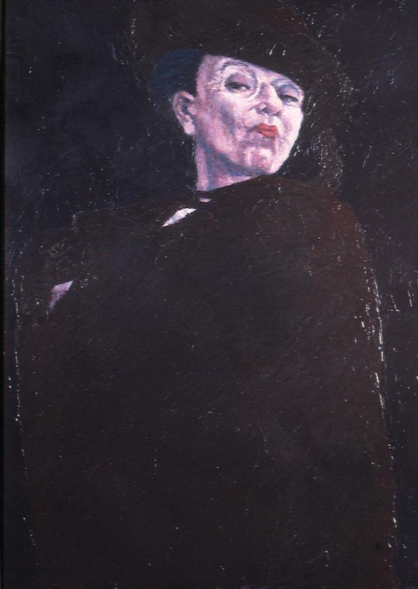 Peggy Mosheim II by Merrilyn Duzy