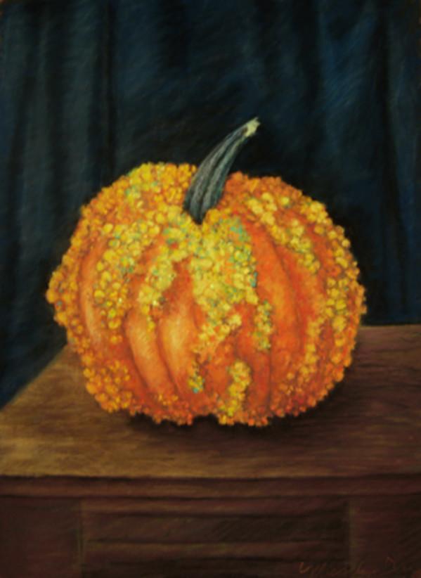 Pumpkin by Merrilyn Duzy