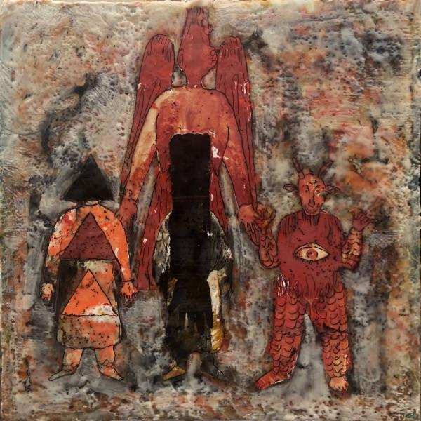Purgatorio by Merrilyn Duzy