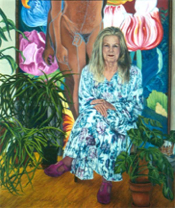 Sylvia Sleigh by Merrilyn Duzy