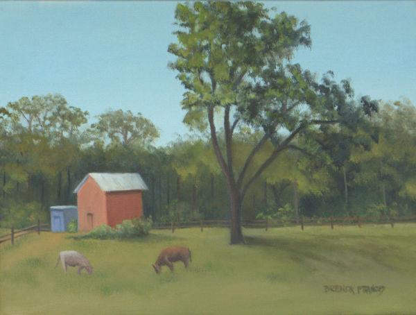 DOWN IN DIXIE (Dixie, GA) by Brenda Francis
