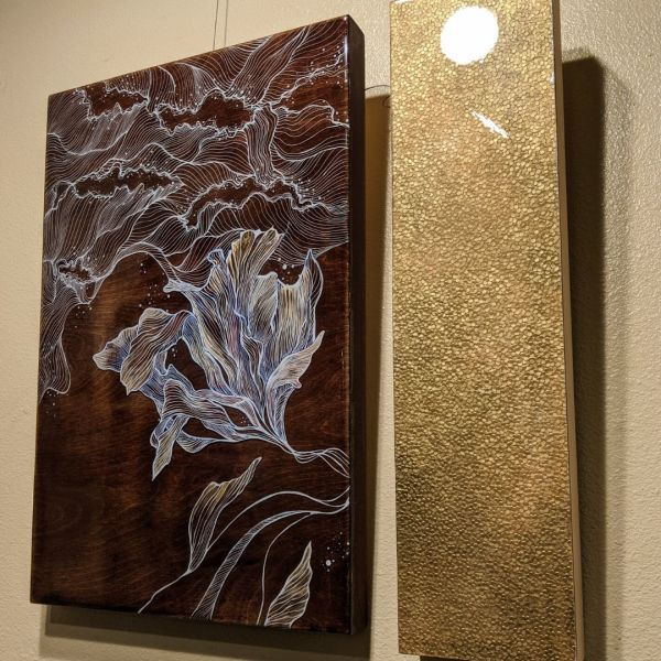 parting by Kellie Kawahara-Niimi