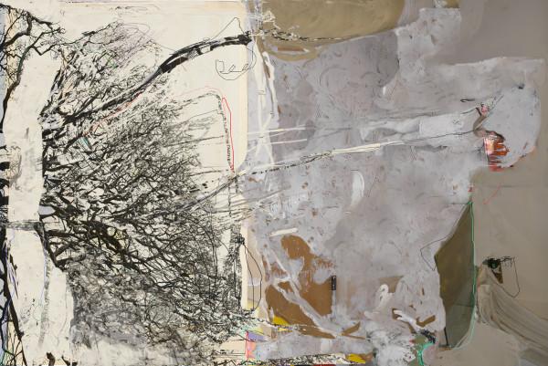 Almond Fountain Tree by Alex Fischer