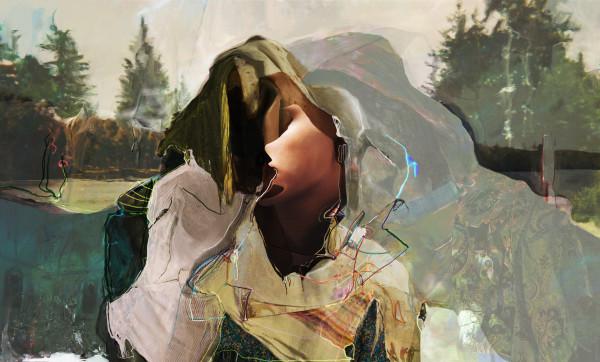 Untitled Body Landscape Part 1 by Alex Fischer