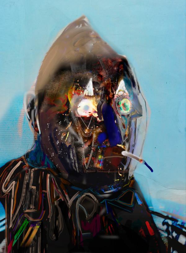 Bluenose by Alex Fischer