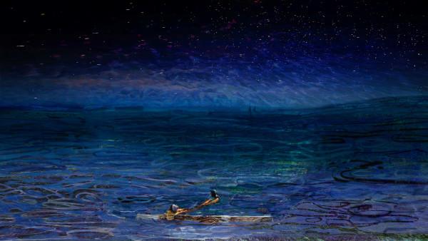 Big Blue by Alex Fischer