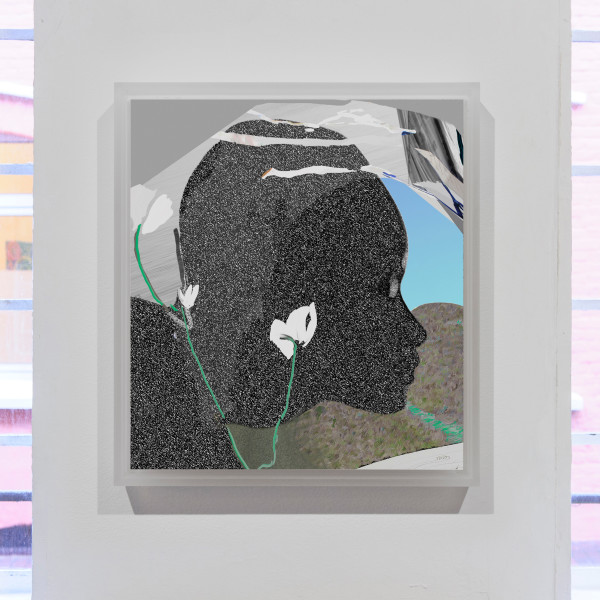 Untitled Head by Alex Fischer