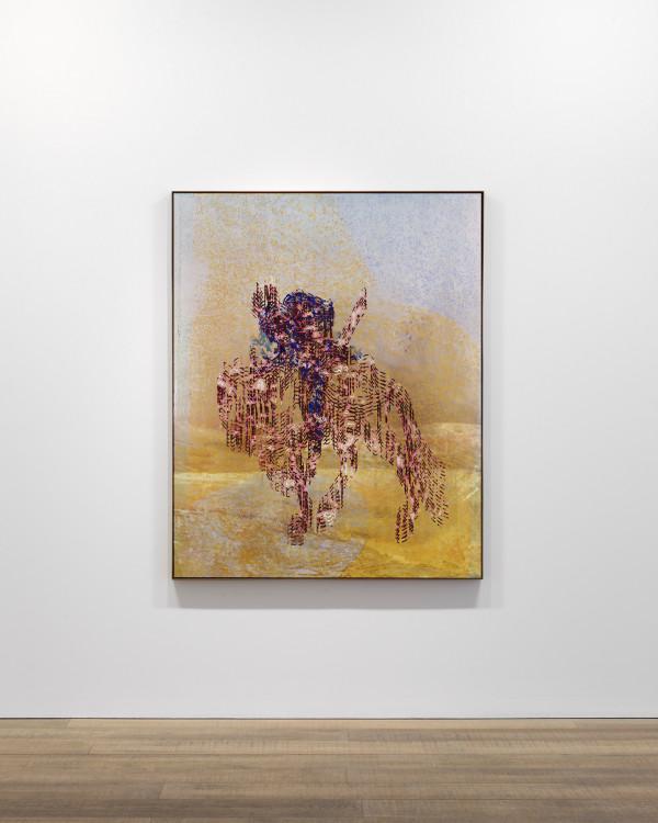 Rocinante and Blue Rider by Alex Fischer