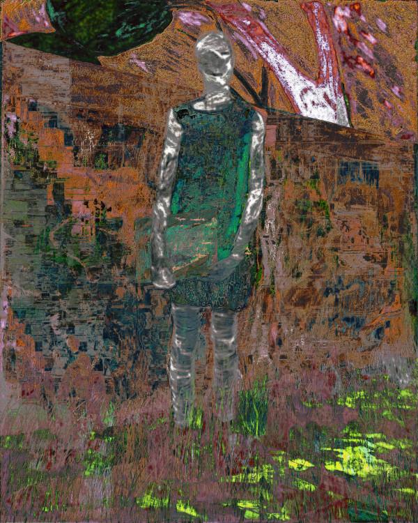 In a Dream about a Ghost by Alex Fischer