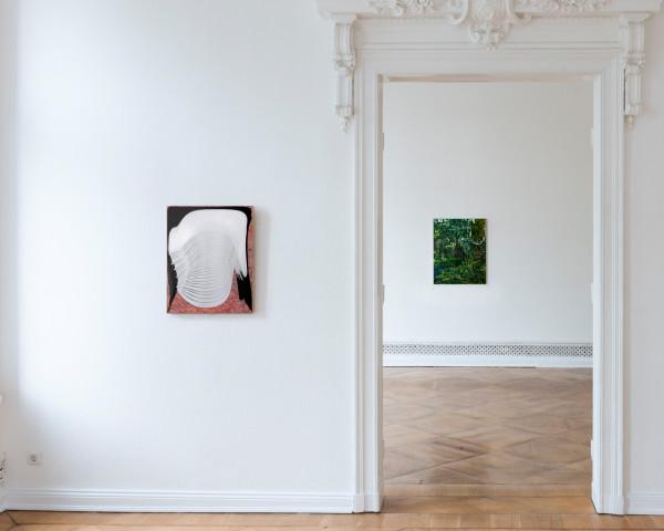 Was A Fish, Brush Work by Alex Fischer