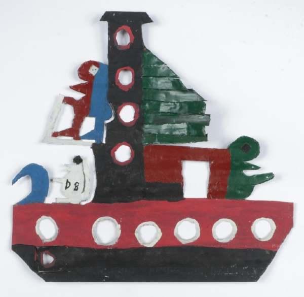 Boat by David Butler
