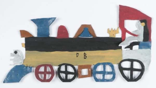 Train by David Butler