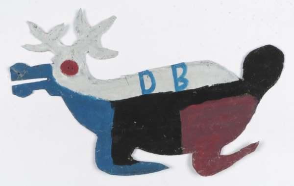 Deer by David Butler
