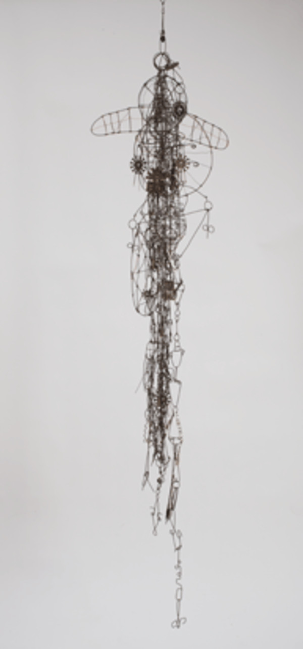 Section of Healing Machine (BST-072) by Emery Blagdon