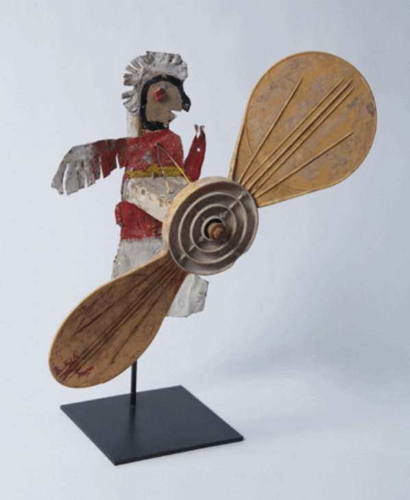 Pilot Whirligig (BST-080) by David Butler