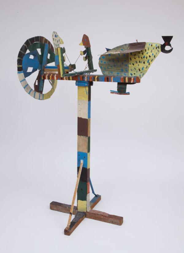Large Whirligig by David Butler