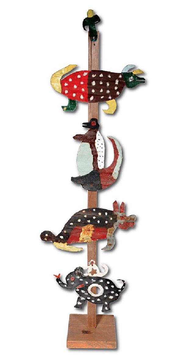 Animal Totem by David Butler