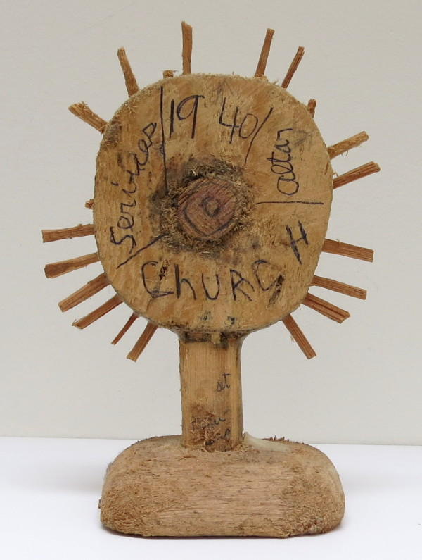 Church/ Services / 1940 / Altar by John Byam