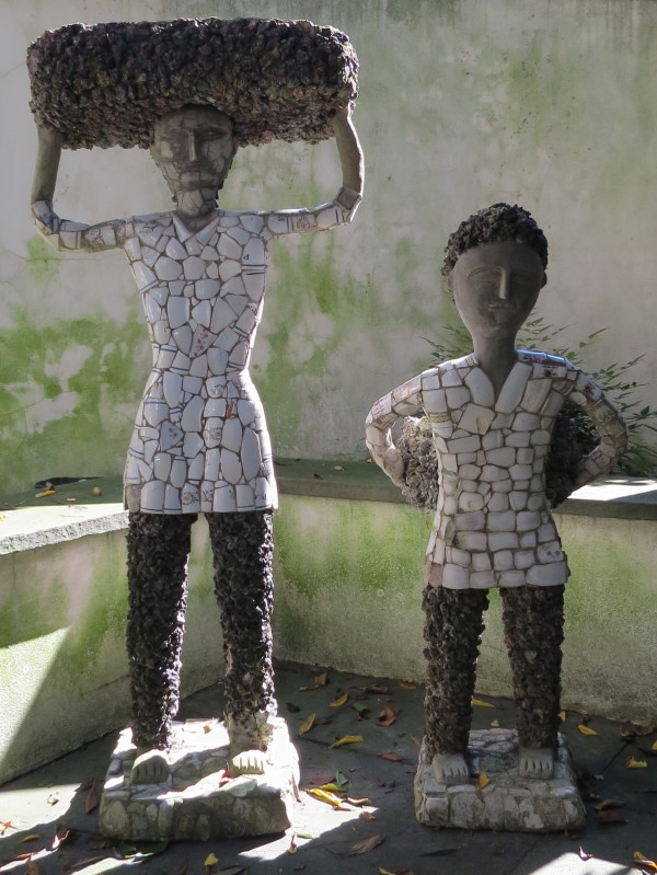 Untitled Figures by Nek Chand