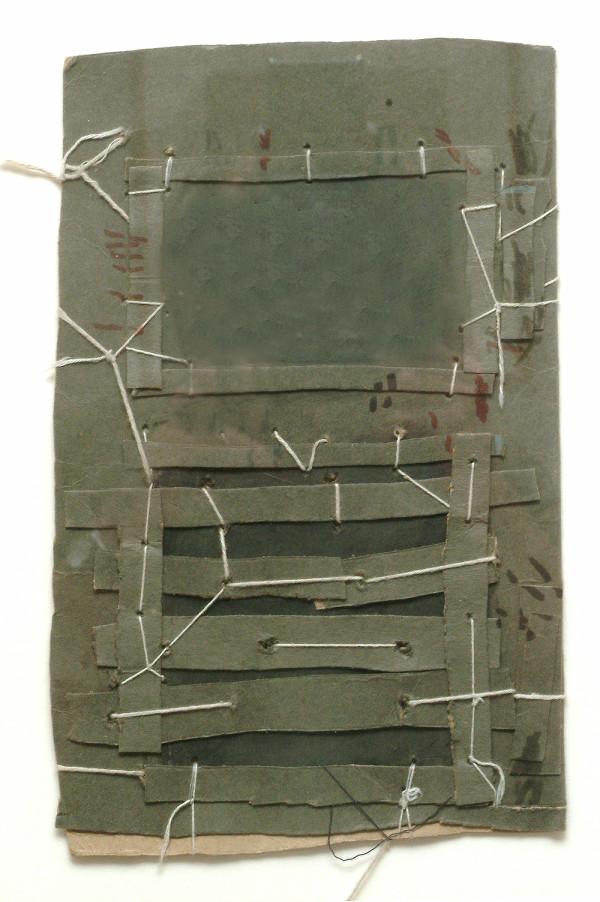 Untitled (Door) by James Castle