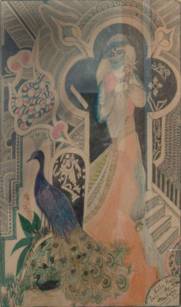 Women & Swan by Consuelo Gonzalez Amezcua