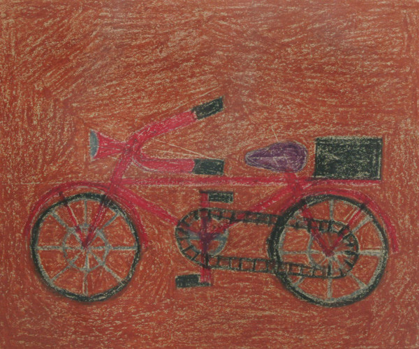 Bike by Eddie Arning