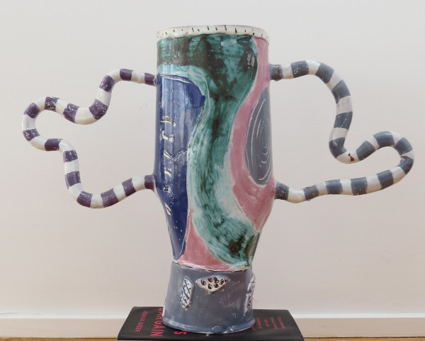 Untitled Vase by Unidentified