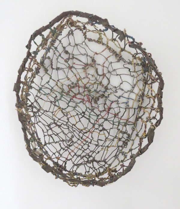 Wire Basket by Unidentified