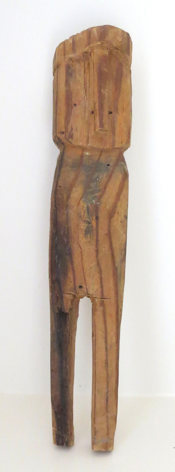 Wooden Doll by Unidentified