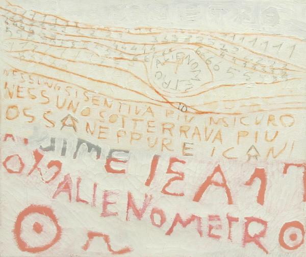 Untitled (Alienometro) by Unidentified