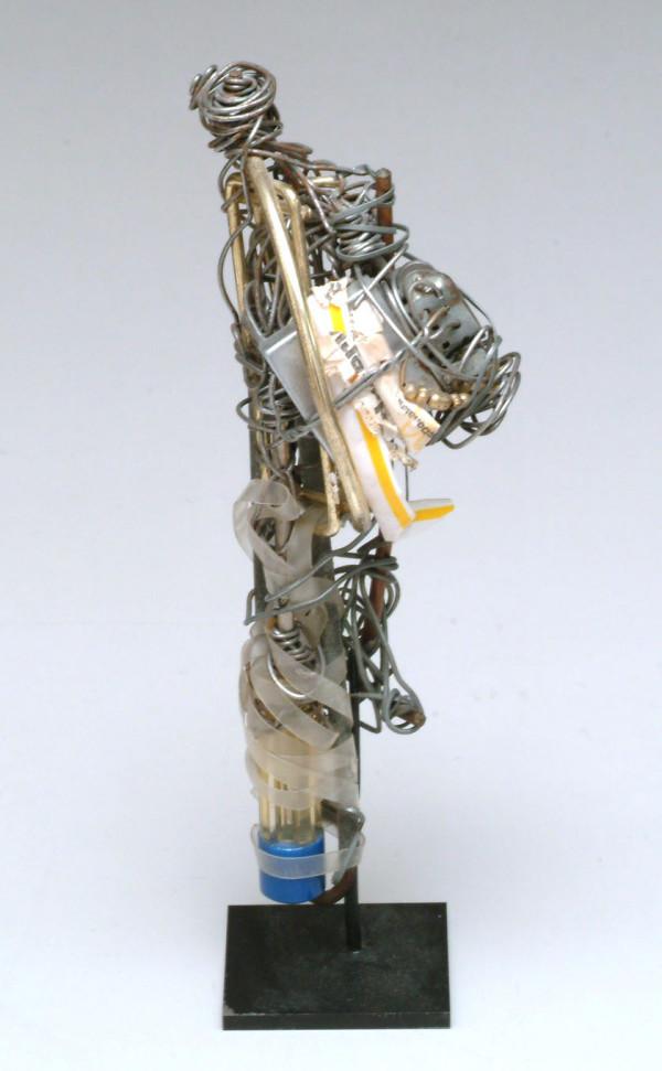 Untitled (PW-142) by Philadelphia  Wireman