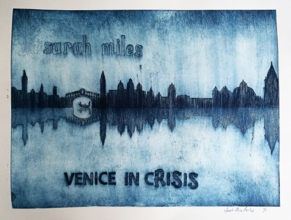 Venice in Crisis #3 of 4 by Sarah-Alice Miles