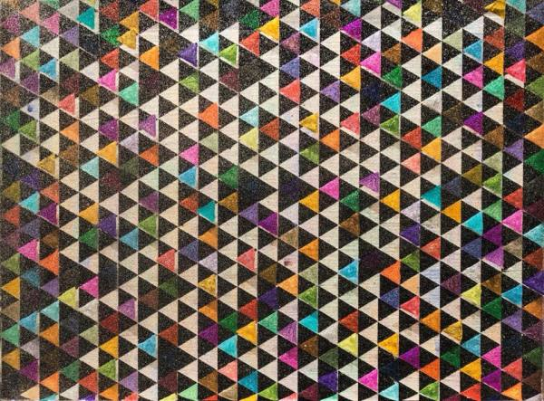 Trichromatic Swarm by Sean Christopher Ward